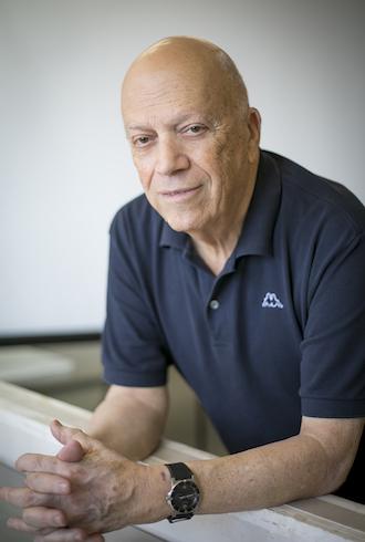 יגאל כליפא -מייסד בית הספר הגבוה ללימודי קולינריה בתל אביב
