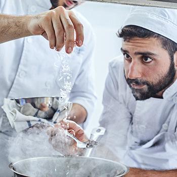 לימודי שף, הדרך לרכוש מקצוע מבוקש ויצירתי בתוך חצי שנה