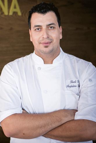 שף אחמד עוקלה, בוגר מחזור 2010