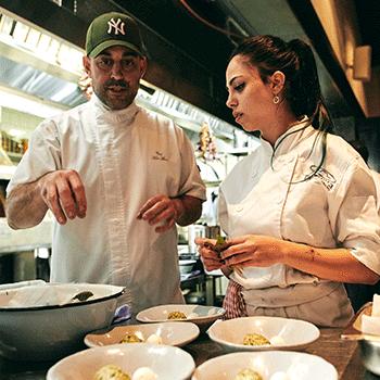 קורס טבחות במסגרת תכנית סטאז' ייחודית