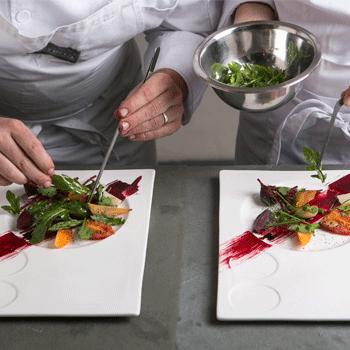 כל הידע של עולם הבישול, עובר לידיים שלך