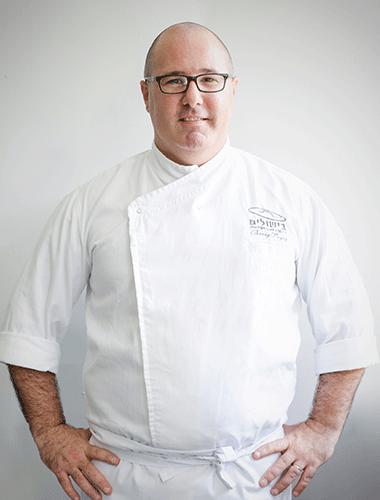 שף קונדיטור ברי סייג מנהל מגמת פטיסרי