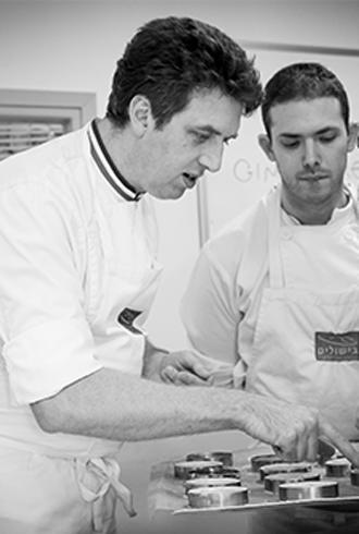 בישולים אירח לראשונה בישראל את הקונדיטור Philippe Rigollot, אלוף העולם בפטיסרי ובעל תואר MOF.