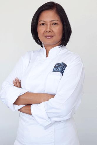 שף סאוולי אלדר - מרצה במגמת בישול בבית ספר בישולים