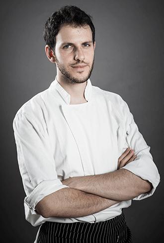 שף קונדיטור אלון שבו, מוביל סדנאות קונדיטוריה ויועץ קולינרי למסעדות, בוגר מחזור נובמבר 2013