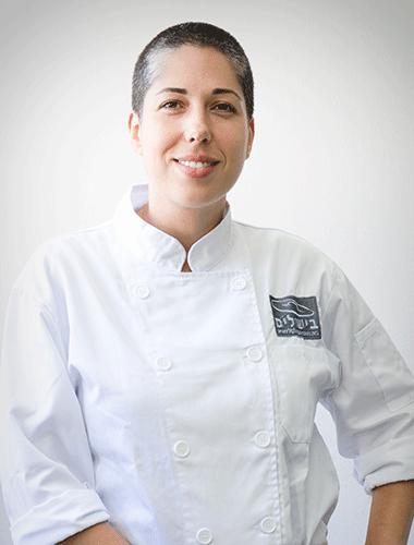 שף עדי לוי מרצה במגמת בישול - בישולים