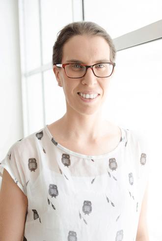 נטלי לוין קונדיטורית, בעלת הבלוג עוגיו.נט ומנחת סדנאות אפייה, בוגרת מחזור פברואר 2008