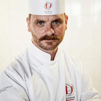 ממטבחו של השף אלן דוקאס