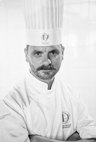 מארק גוליין וויליאמס, בין השפים הצרפתיים המוערכים בעולם יתארח בבישולים במסגרת שיתוף הפעולה עם המוסד האקדמי המוביל של השף אלאן דוקאס