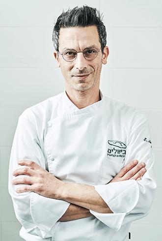 שף אלעד אמיתי, מרצה במגמת הבישול בבית ספר בישולים