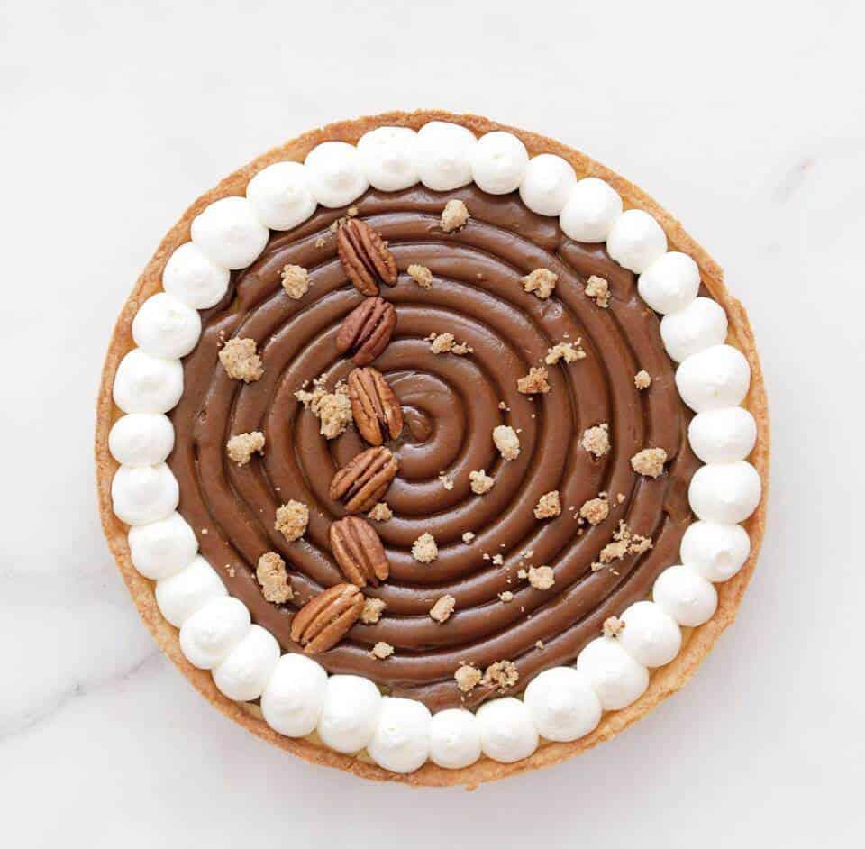 נטלי לוין עוגת שיש