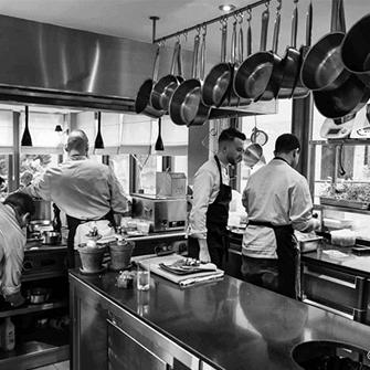 Restaurant De Kwizien
